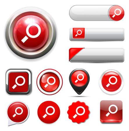 search icon: onderzoekspictogram