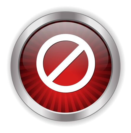 disallowed: Not Allowed Sign icon
