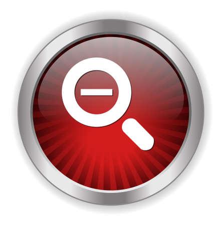 scrutiny: magnifier icon