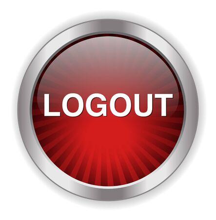 logout: logout button