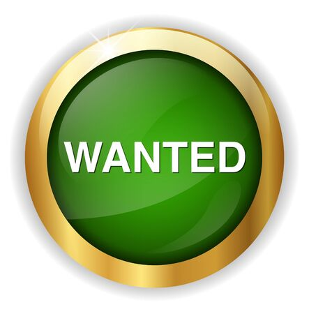work popular: wanted button
