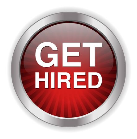 encouragement: get hired icon