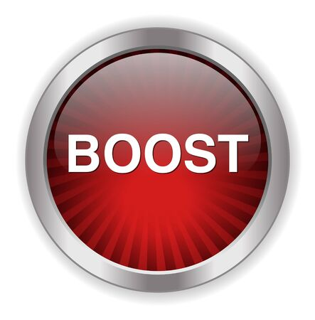 boost: boost button Illustration