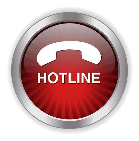 hotline: hotline button
