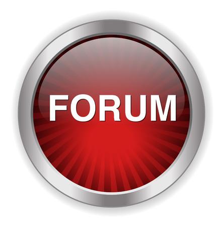 forum: Forum button