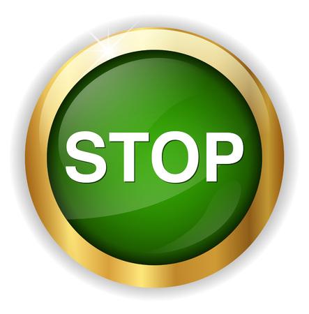 stop button: STOP button