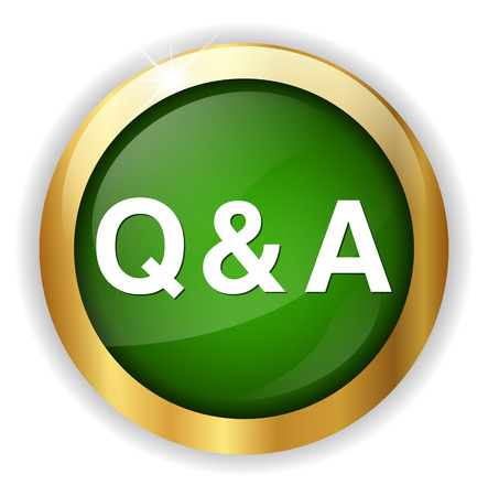 answer: Question & Answer button