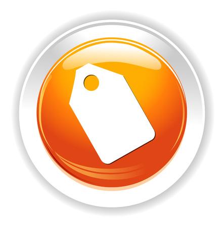 tag label: Tag label icon