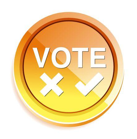 vote icon: vote icon
