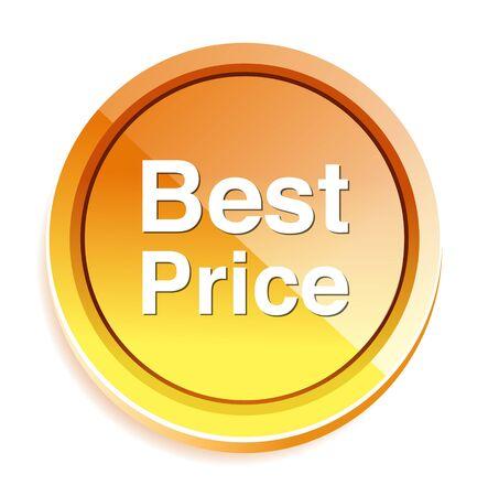 best price icon: Best price icon