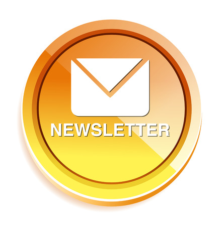 communication icon: newsletter icon