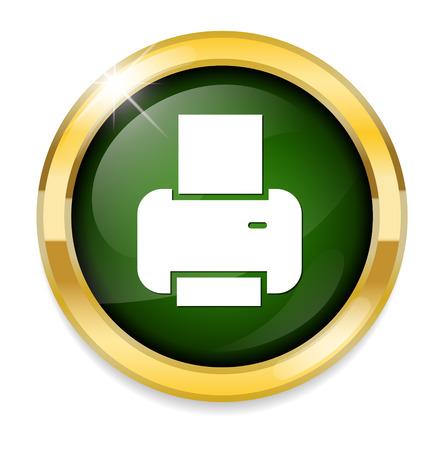 icono imprimir: icono de impresi?n