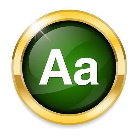 aa: Aa button