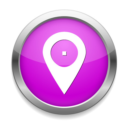 mapping: mapping pin icon Illustration