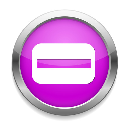 minus: minus sign icon