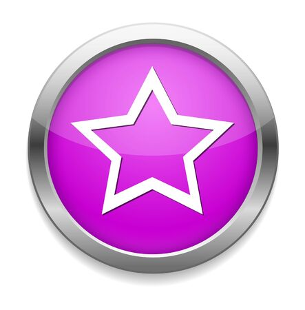 hvězda: Ikona hvězdičky