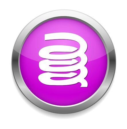 zip: Zip  icon Illustration