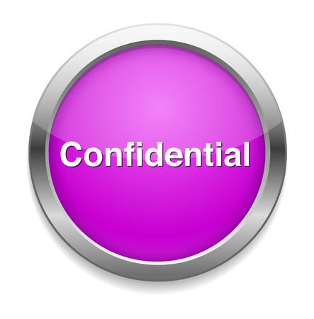 confidential: confidential   button