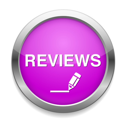 review: Review Button Illustration
