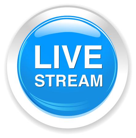 stream: live stream icon