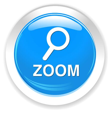 zoom word icon