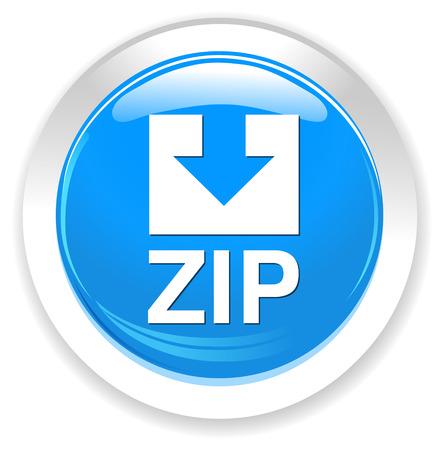 zip: Zip file icon