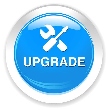 upgrade: Upgrade  button