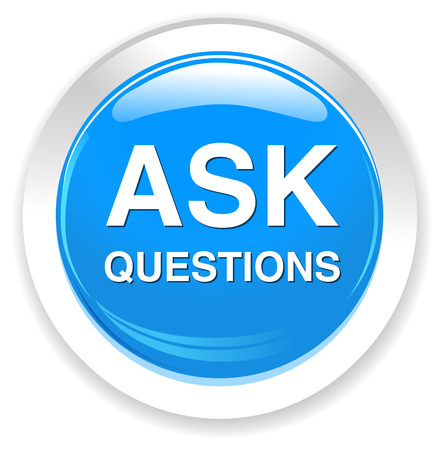 ask: ask questions button