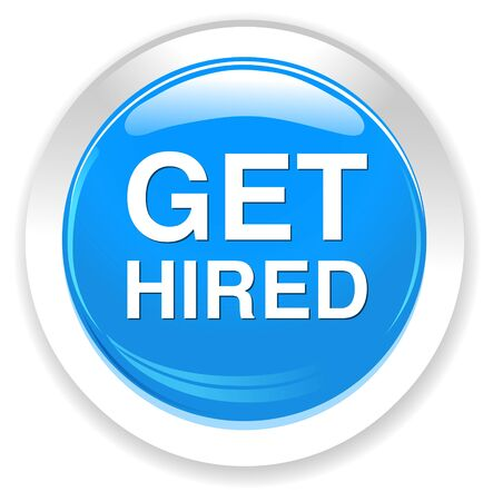 encouragements: get hired icon