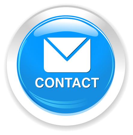 contact met ons op pictogram