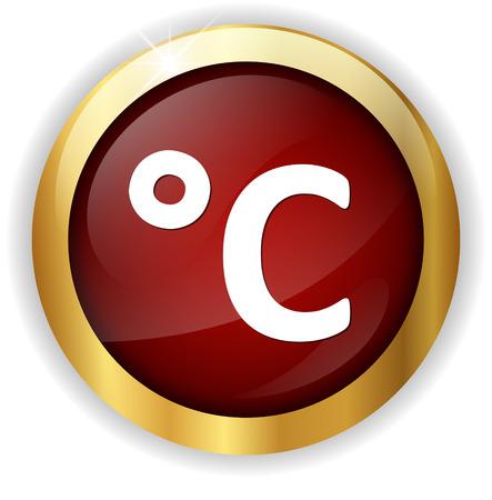 celsius: Celsius degree icon