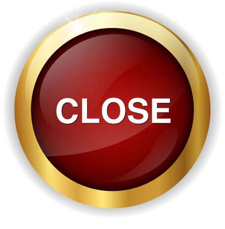 deny: close  button