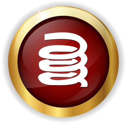 zip: Zip  icon Stock Photo