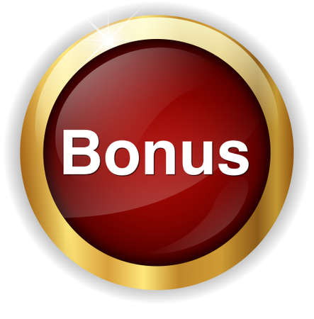 bonus icon Stock Photo