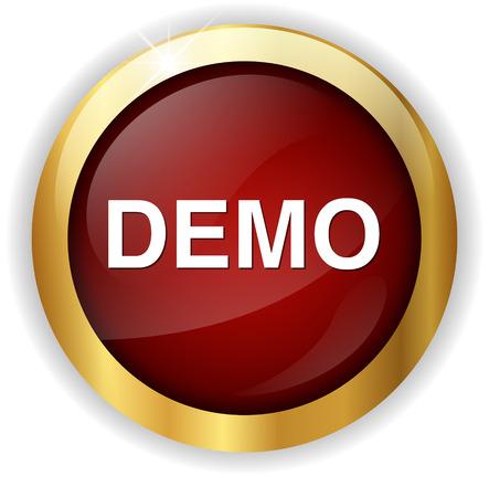 demo: Demo  button
