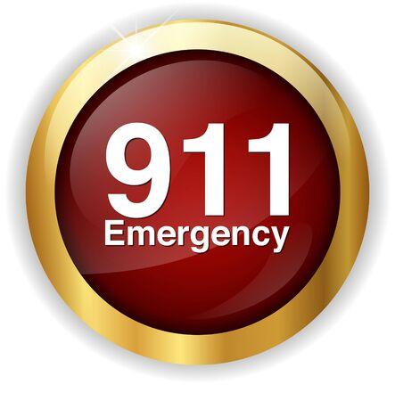 emergency button: 911 emergency button