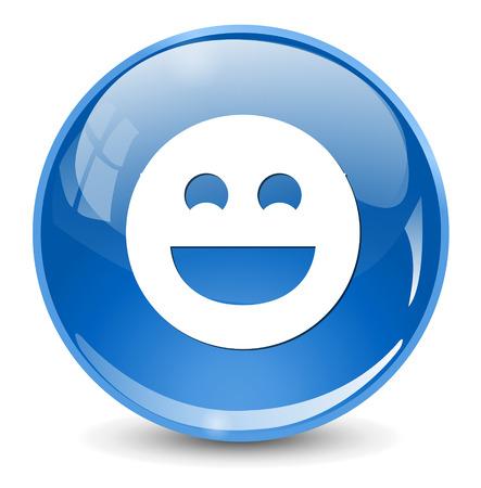 cara sonriente: icono de cara sonriente