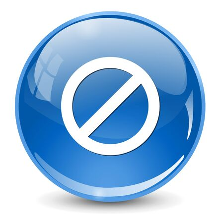 allowed: Not Allowed Sign icon
