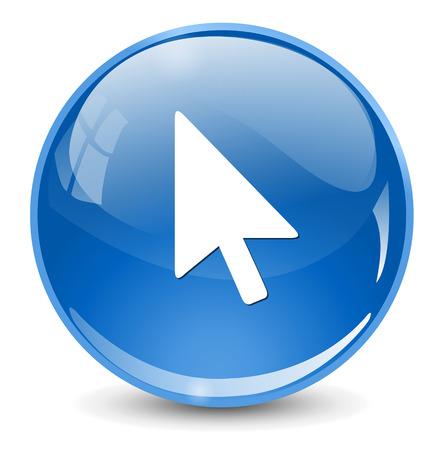 cursor arrow: cursors icon
