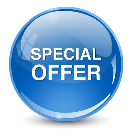 bargaining: special offer icon