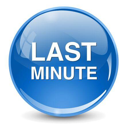 minute: last minute icon