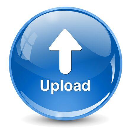 upload: Upload Button, Upload icon