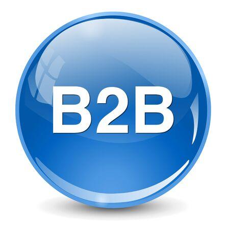 b2b: botón b2b