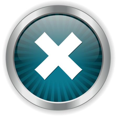 remove: delete remove button Illustration