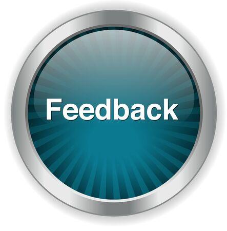feedback: feedback button