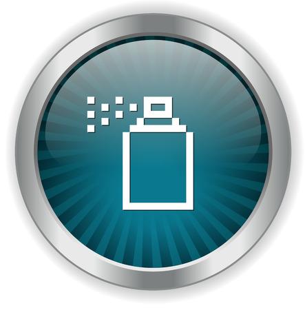 hairspray: icono de pulverizaci�n