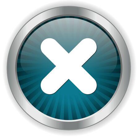 delete: delete remove icon Illustration
