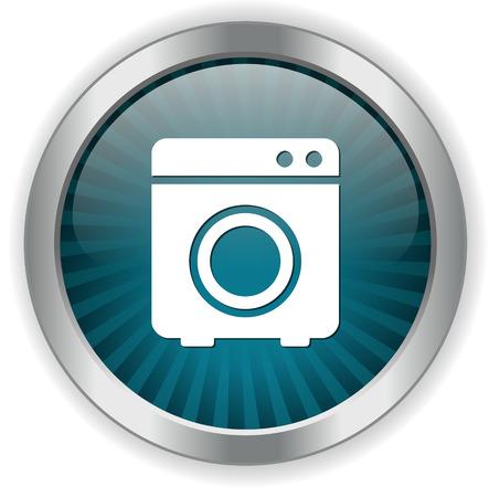 machine � laver: touche la rondelle