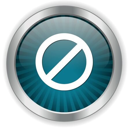 not allowed: Not Allowed Sign icon
