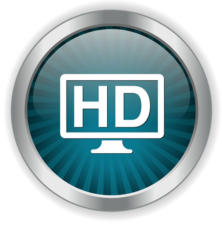 display: hd display icon